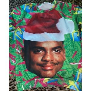 "Fresh Prince of Bel Air ""Carlton"" ugly sweater"